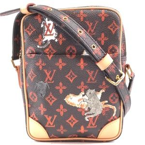 Messenger Paname Grace Coddington Cross Body Bag